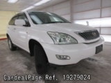 Used TOYOTA HARRIER Ref 279024