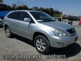 Used TOYOTA HARRIER Ref 279025