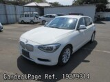 Used BMW BMW 1 SERIES Ref 279314