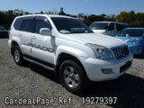 Used TOYOTA LAND CRUISER PRADO Ref 279397