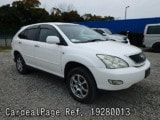 Used TOYOTA HARRIER Ref 280013