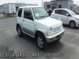 Used MITSUBISHI PAJERO JR Ref 280032