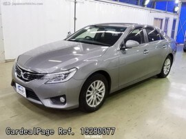 TOYOTA MARK X GRX130 Big1