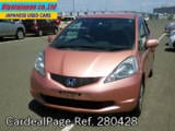 Used HONDA FIT Ref 280428