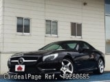 Used MERCEDES BENZ BENZ SL-CLASS Ref 280685
