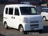 Used SUZUKI EVERY Ref 280809