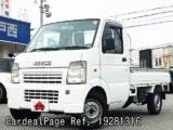 Used SUZUKI CARRY TRUCK Ref 281316