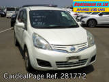 Used NISSAN NOTE Ref 281772