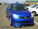 Used SUZUKI SWIFT Ref 281773