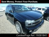 Used CHEVROLET CHEVROLET TRAILBLAZER Ref 281841