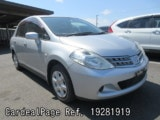 Used NISSAN TIIDA LATIO Ref 281919