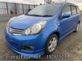 Used NISSAN NOTE Ref 281924