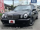 Used MERCEDES BENZ BENZ E-CLASS Ref 281972