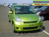Used TOYOTA PASSO Ref 281989