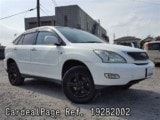 Used TOYOTA HARRIER Ref 282002