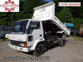 MITSUBISHI FUSO FIGHTER MIGNON FK335C Big1
