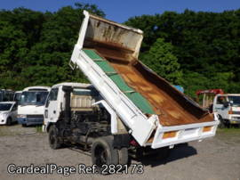 MITSUBISHI FUSO FIGHTER MIGNON FK335C Big2
