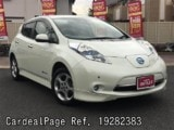 Used NISSAN LEAF Ref 282383