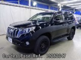 Used TOYOTA LAND CRUISER PRADO Ref 282647