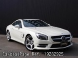 Used MERCEDES BENZ BENZ SL-CLASS Ref 282925