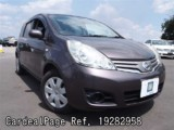 Used NISSAN NOTE Ref 282958