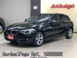Used BMW BMW 1 SERIES Ref 282982