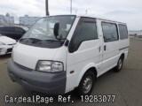 Used MAZDA BONGO VAN Ref 283077