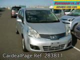 Used NISSAN NOTE Ref 283811
