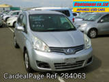 Used NISSAN NOTE Ref 284063