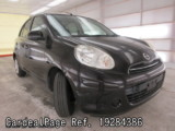 Used NISSAN MARCH Ref 284386