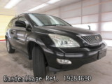 Used TOYOTA HARRIER Ref 284690