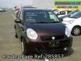Used TOYOTA PASSO Ref 285857