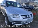 Used VOLKSWAGEN VW TOUAREG Ref 286170