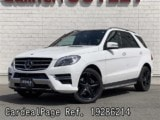 Used MERCEDES BENZ BENZ M-CLASS Ref 286214