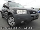 Used FORD FORD ESCAPE Ref 286450