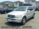 Used MERCEDES BENZ BENZ M-CLASS Ref 286460