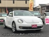 Used VOLKSWAGEN VW THE BEETLE Ref 286518