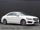 Used AMG AMG CLA-CLASS Ref 286814