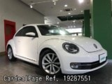 Used VOLKSWAGEN VW THE BEETLE Ref 287551