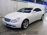 Used MERCEDES BENZ BENZ CLS-CLASS Ref 287657