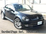 Used VOLKSWAGEN VW THE BEETLE Ref 289003