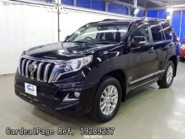 TOYOTA LAND CRUISER PRADO GDJ151W Big1