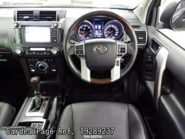 TOYOTA LAND CRUISER PRADO GDJ151W Big2
