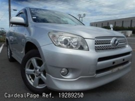 2008/Aug Used TOYOTA RAV4 ACA36W Ref No:289250 - Japanese Used Cars