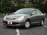 Used NISSAN BLUEBIRD SYLPHY Ref 289398