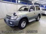 Used TOYOTA LAND CRUISER PRADO Ref 289778