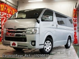 TOYOTA GRAND HIACE KDH201V Big1