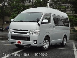 TOYOTA GRAND HIACE TRH200K Big1