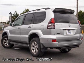 TOYOTA LAND CRUISER PRADO TRJ120W Big2