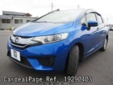 Used HONDA FIT HYBRID Ref 290403